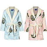 Robe de Chambre FROZEN - La Reine de Neiges Enfant Fille en Bleu - DPH2066 (5 ANS)