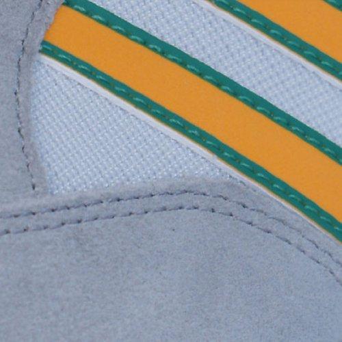 adidas Originals Sneaker da uomo - Phantom Grigio/Giallo/Verde
