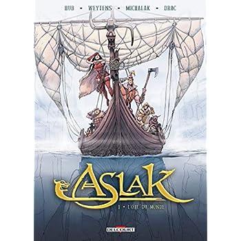 Aslak T01 L'oeil du monde