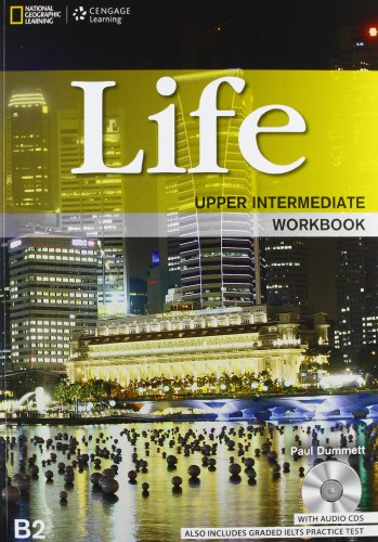Life. Upper intermediate. Con Student's book+DVD+ebook voucher +Workbook + CD. Con espansione online. Per le Scuole superiori: 3