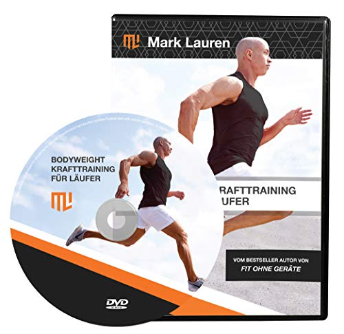 Calisthenics Workout DVDs | MARK LAUREN'S FIT OHNE GERÄTE | Bodyweight Krafttraining für Läufer
