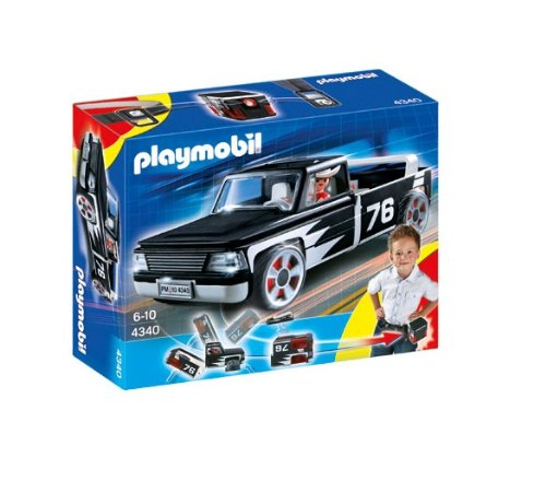 Playmobil 626028 - Portátil Camión Pick Up