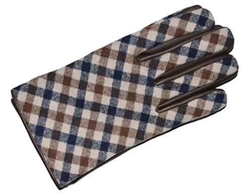 aquascutum-kennett-housecheck-gloves-agla16wakhm-brown-medium