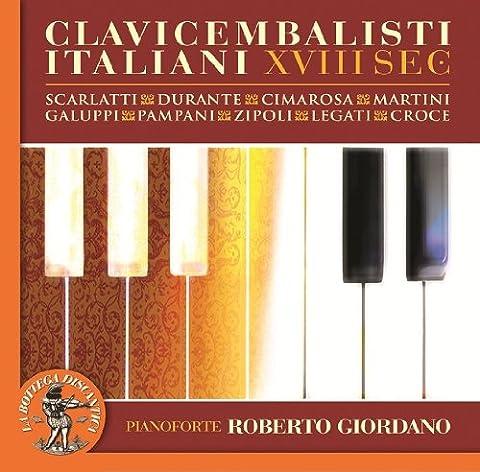 Domenico Zipoli - Clavecin italien Du XVIII