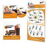 "Blackroll Orange 3er Set ""Standard, Med und Pro"" (inkl. Übungs-DVD, -Booklet & Übungsposter) - 5"