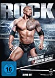 "WWE - The Rock: The Epic Journey of Dwayne ""The Rock"" Johnson [3 DVDs]"