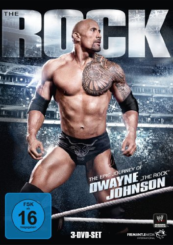 WWE - The Rock: The Epic Journey of Dwayne