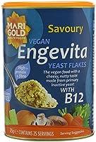 Engevita Savoury Yeast With B12 125 g (Pack of 3)
