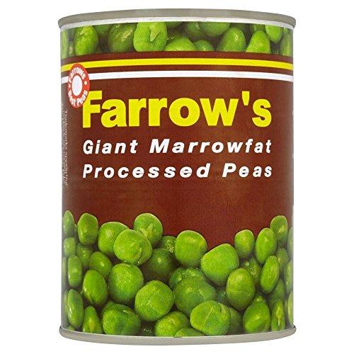 Farrow Riesen Marrowfat Verarbeitete Erbsen 538g