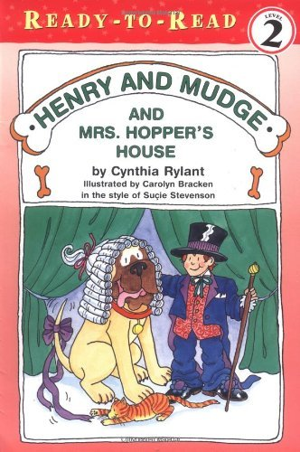 Henry and Mudge and Mrs. Hopper's House (Ready-To-Read: Level 2) by Cynthia Rylant (2003-12-23)