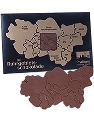 La Ruhr Zone Chocolat Lait Entier 120g Chocolat la Ruhr (