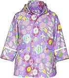 Playshoes Flowers Waterproof Girl's Rain Coat