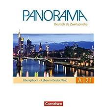 Panorama: A2: Teilband 1 - Leben in Deutschland: Übungsbuch DaZ mit MP3-CD