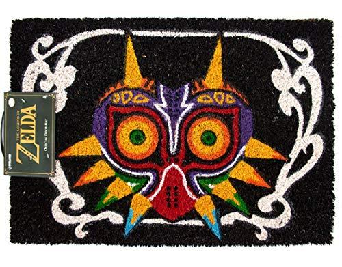 Zelda Majoras Mask Door Mat