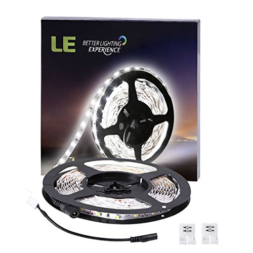 LE-Tira-LED-Blanco-fro-5m-300-LED-300lmm-no-impermeable-Blanco-6000K