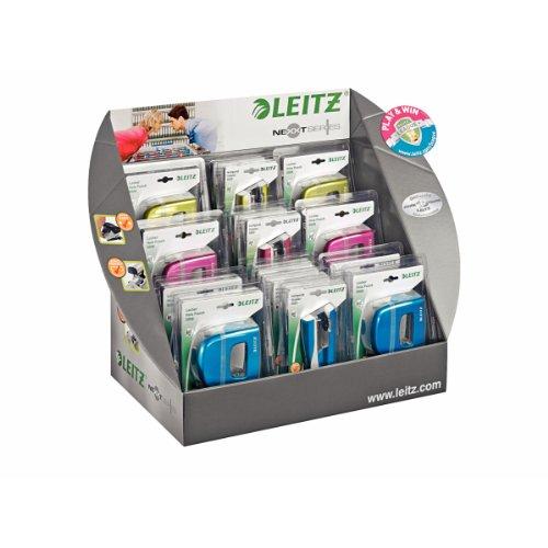 Leitz NeXXt Perforatrice/agrafeuse Présentoir de comptoir...