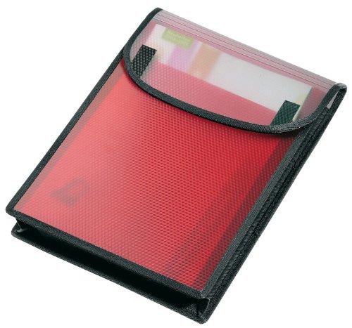 Preisvergleich Produktbild Velobag Heftbox A4 Hoch Klettverschluss, Rot
