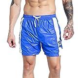 Sannysis Herren Sweatshorts Kurze Hose Jogginghose Bermuda Sport Shorts Freizeithose Fußballshorts Trainingsshorts Laufshorts Strandhosen ultraleichte und atmungsaktive Regular Fit