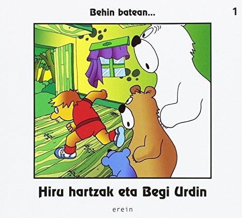 Hiru hartzak eta Begi Urdin (Behin batean...)