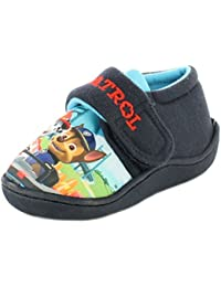 Paw Patrol Kubrick Navy Slippers Various Sizes