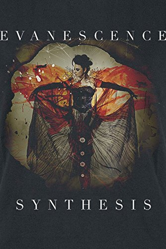Evanescence Synthesis Girl-Shirt Schwarz Schwarz