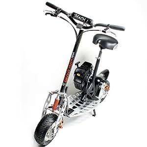 mach1 benzin scooter mit 71ccm 2 takt motor bis 65 km h. Black Bedroom Furniture Sets. Home Design Ideas