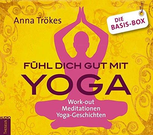 Fühl dich gut mit Yoga: Die Basis Box: Work-out, Meditationen, Yoga-Geschichten