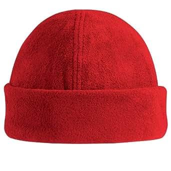 Suprafleece™ ski hat COLOUR Classic Red ONE SIZE