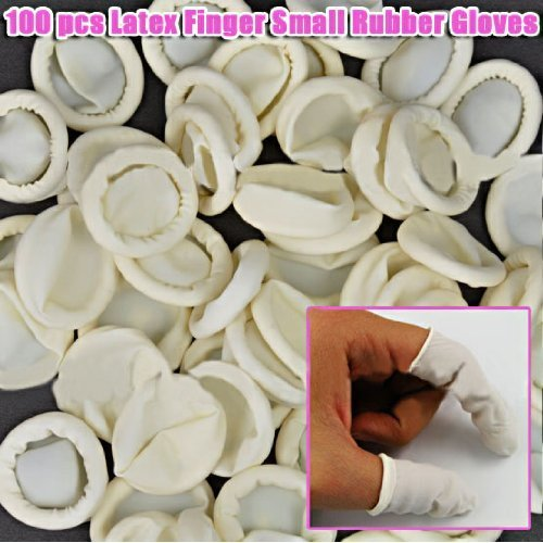 100-protective-latex-finger-nail-small-rubber-gloves-code-550