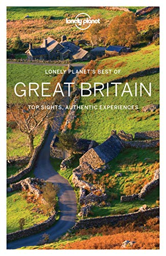 Lonely Planet's Best of Great Britain (Best of Guides) (Planet Lonely Manchester)