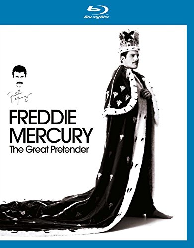 Freddie Mercury - The great pretender [Blu-ray] [IT Import]