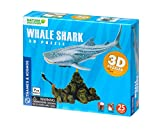 Thames and Kosmos 268180 Whale Shark 3D Puzzle