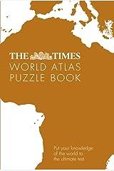 The Times World Atlas Puzzle Book Flexibound
