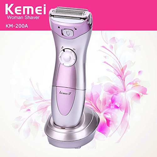 kemei-women-ladys-electric-rechargeable-hair-shaver-epilator-waterproof-multifunction-bikini-line-le