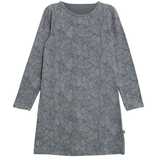 Wheat Mädchen Schlafanzugoberteil Nightgown Frozen, Blau (Dove 1206), 140 (Herstellergröße: 10y)