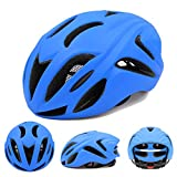 Fahrrad Helm, bestcatgift Hohe Qualität integrierte Formen Mountain Bike Racing Helm Unisex Honeycomb Art Helm, freie Größe Verschnaufpause Haltbarkeit Komfortable Cool., blau