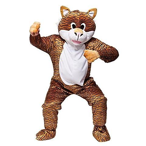 Tiger Mascot Costume - Mascot -