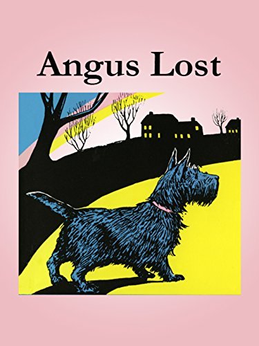 Angus Lost Cover