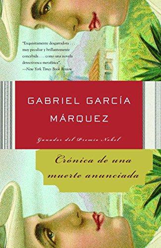 Cronica de una muerte anunciada / Chronicle of a Death Foretold (Paperback - Spanish)
