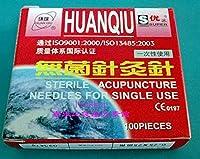Shopystore 2Box Web Disposable Acupuncture Needle Aluminum Foil Copper Handle Ne