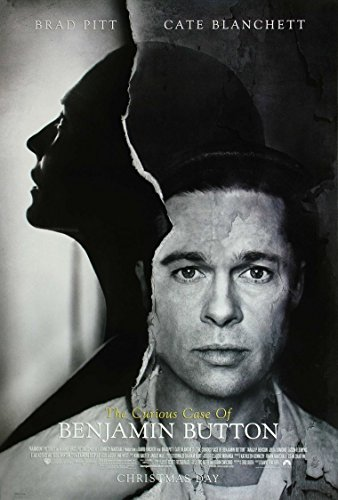 Click for larger image of The Curious Case Of Benjamin Button Movie Poster 70 X 45 cm