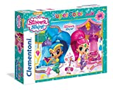 Clementoni 26421 - Puzzle 60 Maxi Shimmer and Shine immagine