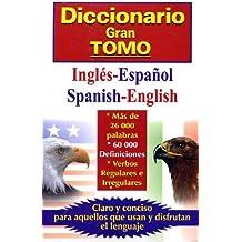 Diccionario Gran Tomo