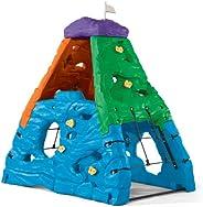 لعبة تسلق وزحليقة، حائط تسلق برايت ذو قبة من ستيب 2 للاطفال، 739700