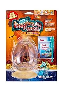 Aqua Dragons- Viaje EGGspress al Periodo Jurásico Juguete Educativo, (World Alive 4005)
