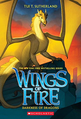 Darkness of Dragons (Wings of Fire) por Tui T. Sutherland