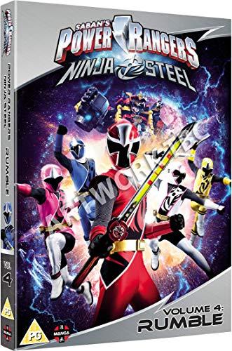 Power Rangers Ninja Steel: Rumble (Volume 4) Episodes 13-16 & ()