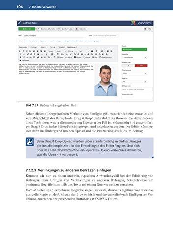 Joomla! 3: Professionelle Webentwicklung. Aktuell zu Version 3.7 - 4