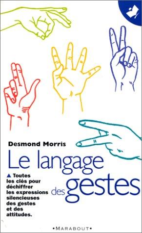 Le langage des gestes : Un guide international
