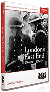 London's East End: 1940s - 1970s [DVD]